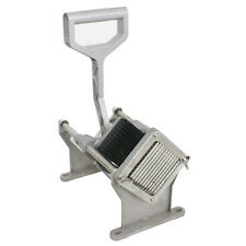 HD French Fries Maker Potatoes Slicer Cutter Commercial Restaurant With 4 Blades