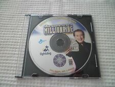 Who Wants To Be A Millioniare CD-ROM Game 1st Edition Full Game No Packaging