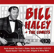 BILL HALEY + THE COMETS : BILL HALEY + THE COMETS / CD - TOP-ZUSTAND