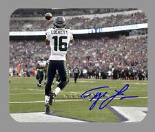 Item#3603 Tyler Lockett Seattle Seahawks Facsimile Autographed Mouse Pad