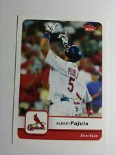 ALBERT PUJOLS 2006 FLEER BASEBALL CARD # 82 C6122