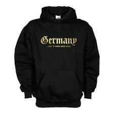 Kapuzensweat Germany, Never Walk Alone, hoody, Hoodie (wms01-02d)