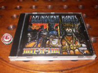 DELINQUENT HABITS - MERRY GO ROUND  Cd ..... New