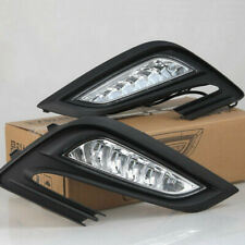 LED Fog Lamp Assembly Daytime Running Lights for Buick Encore Opel Mokka X 2016+