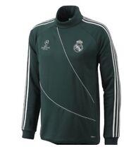 Adidas Real Madrid  Champion Training Sweatshirt Top Football Team Warm up