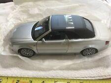 Norev 1:18 Scale Audi A4, 3.2 V6 Convertible, Dealer Edition