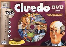 CLUEDO BOARD GAME DVD EDITION   PARKER   100% COMPLETE