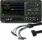 Rigol MSO5074 LA KIT - Four Channel, 70 MHz Mixed Signal Oscilloscope with PLA22