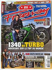FREEWAY n°211 Band of Burners Frewway Party à Saint Trop/ 1340cc bi Turbo Rivers