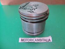 MOTO GUZZI STORNELLO NORMALE 125 PISTONE CILINDRO MOTORE PISTON KOLBEN MM 52,8