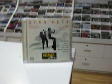 STAN GETZ CD FRANCE GITANES JAZZ 1989