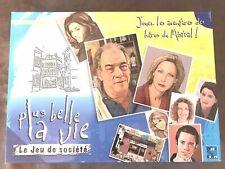 Plus Belle La Vie jeu de société - FR3 - Marseille - Mistral - Comme Neuf