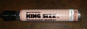 NOS Vintage Sanford's King Size BLACK Marker- Old School Smelly Ink