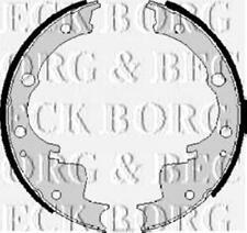 REAR  BRAKE SHOES FOR BEDFORD GENUINE OE BORG & BECK  BBS6192