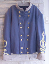 Confederate General Cadet Gray Shell Jacket, Civil War, New