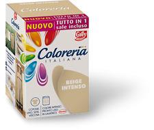 COLORERIA ITALIANA GREY TUTTO IN 1 COLORANTE PER TESSUTI BEIGE INTENSO 350g