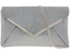 Bolsos de mujer grandes sin marca color principal gris