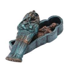 Egyptian Mummies Figure Mummy Sarcophagus Tutankhamun Resin Statue Collection