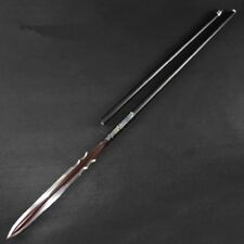 Valiant marziale Overlord Spear pike lance pattern steel Sword Spearhead #057