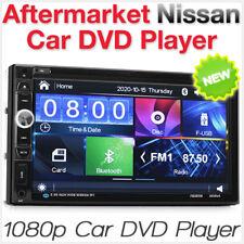 Car DVD Player For Nissan Juke Navara Dualis Stereo Head Unit USB MP3 Radio AT