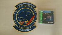 Ace Combat 5 Large Wardog patch