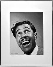 JAZZ SINGER CAB CALLOWAY PORTRAIT 8x10 SILVER HALIDE PHOTO PRINT
