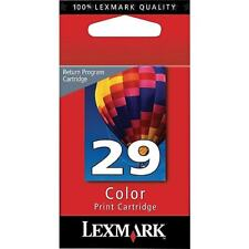 Genuine Lexmark 29 Color Ink 18C1429 For X2500 X2530 X2550 X5070  X5075 X5320