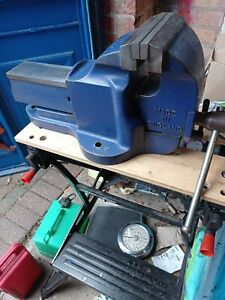 Record No 26 Heavy Duty Engineers Bench Vice 6 inch Jaws - Made in England