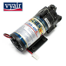 VYAIR 203-400A Self Regulating 300-400 GPD Booster Pump for Reverse Osmosis