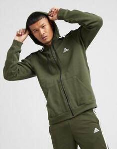 New adidas Men's Energize Full Zip Hoodie from JD Outlet