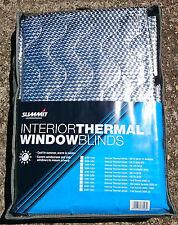 Summit VW T4 Campervan Internal Thermal Window Blinds - 8 Piece Set