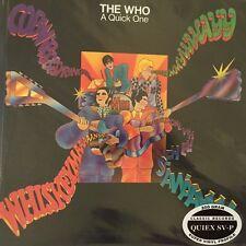 The Who  - A Quick One(200g QUIEX SV-P super Vinyl),2007 Classic Records