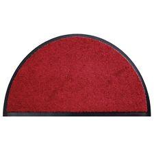 Schmutzfangmatte rot halbrund Proper Tex 77 x 45 cm