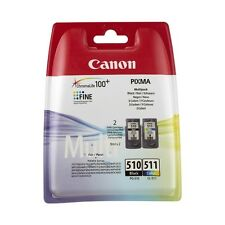 PACK ORIGINAL CANON CON 1 PG510/ 1 CL511