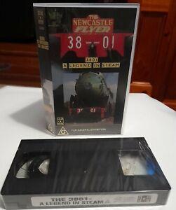 3 AUSTRALIAN RAIL VHS DOCUMENTARIES