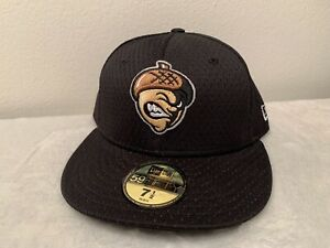 Visalia Oaks Throwback Mesh BP Hat 7 1/2