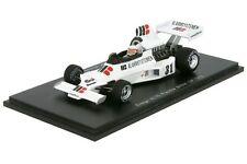 Ensign N175 Cosworth - Wunderink Formel 1 British GP 1975 Training - 1:43 Spark