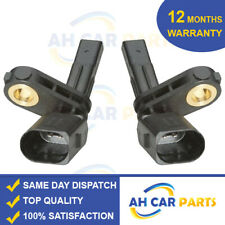 2X ABS SPEED SENSOR  FOR AUDI A3 TT Q3 FRONT SIDES 7H0927803
