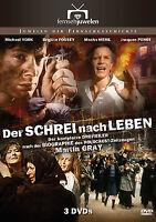 Der Schrei nach Leben (1-3) - Holocaust-Drama + ZDF-Interview Fernsehjuwelen DVD