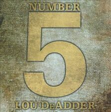 Number 5 by Lou DeAdder (CD, 2010, Start It Up Records)