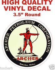 Vintage Style Archer Petroleum Company Corporation Omaha Nebraska - The Best!