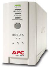 APC Back-UPS CS USB USV 230V 400Watt 650VA BK650EI