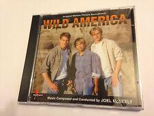 WILD AMERICA (Joel McNeely) OOP 1997 Prometheus Score Soundtrack Score OST CD EX