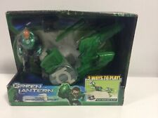 Green Lantern Kilowog's Transforming Moto-Jet - Brand New & Sealed
