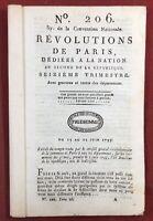 Constitution 1793 Châlons-sur-Marne Cambrai Arrestation Vergniaud Keverlegan