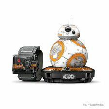Sphero Star Wars BB-8 App Controlled Robot with Star Wars Force Band New.