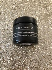 Greatwhite Activated Charcoal Tooth Whitening Powder. New