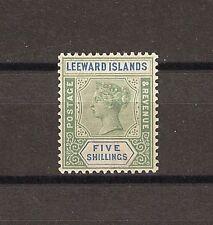 LEEWARD ISLANDS 1890 SG 8 Fresh MNH Cat £140