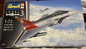 Revell 1/72 Eurofighter Typhoon