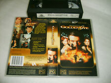 *GOLDEN EYE 007* MGM Pictures Australian VHS Issue  ****CLEARANCE SALE****